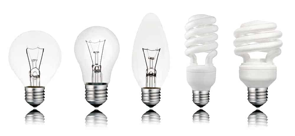 Decide the type of bulb you'd like