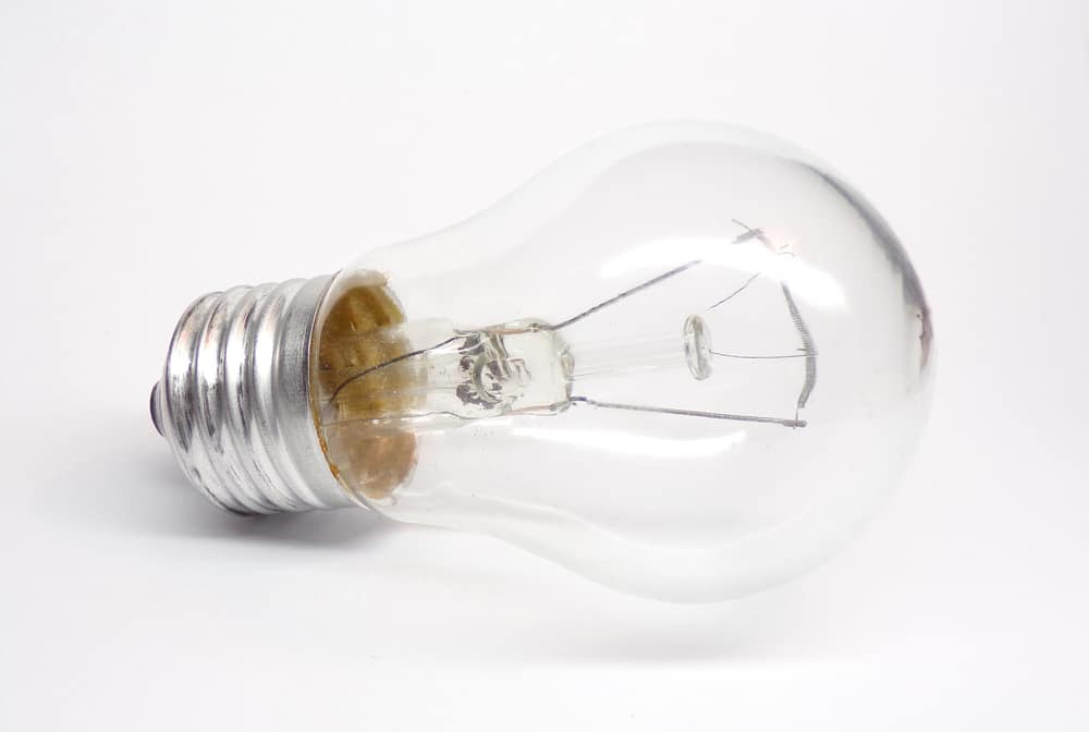 Incandescent Tungsten Bulbs