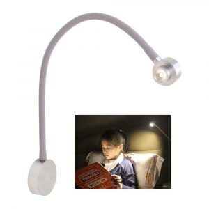 Stylish Headboard Wall Mount Reading Light