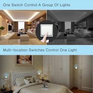 3 way wireless light switch