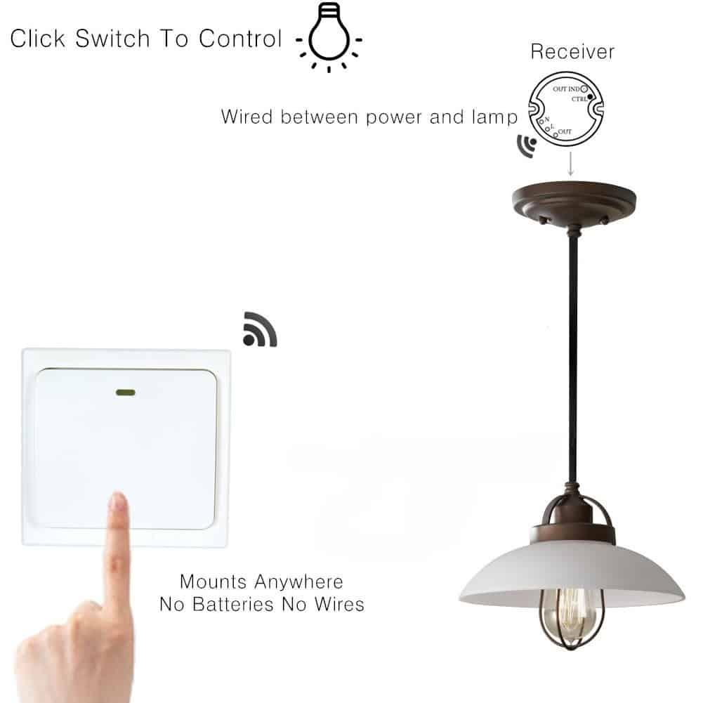 wireless remote light switch 2