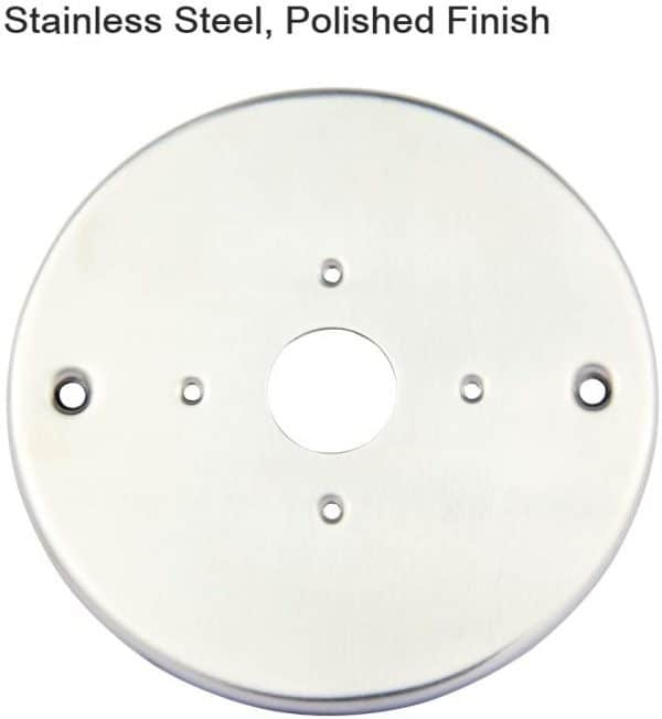 Stainless Lamp Mount Plate5