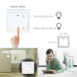 wireless led light with switch 7