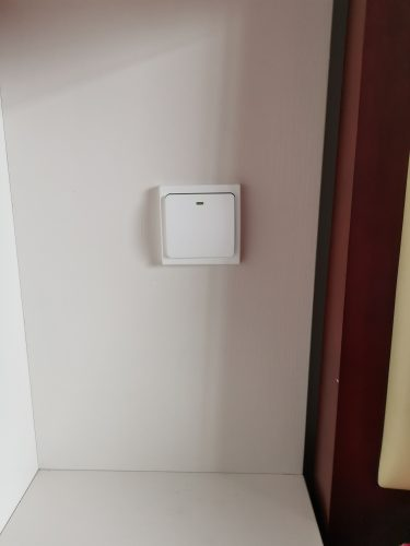 Wireless Light Switch photo review