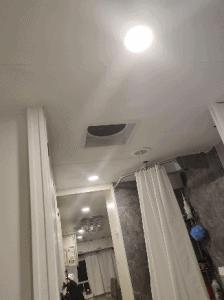RV Boat Recessed Ceiling Light 4 Pack Super Slim LED Panel Light DC 12V 3W Full Aluminum Downlights photo review