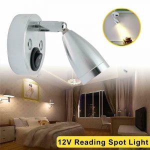 Light 12V LED RV Reading Light