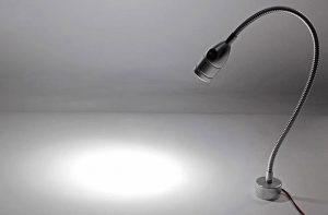 Plug-in LED RV Reading Light