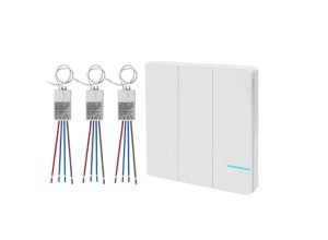 Three-Channel Wireless Light Switch Controller1_conew3
