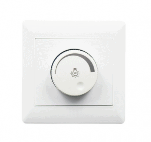 Concealed Mount Dimmer Switch1