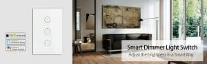 Smart Wall Dimmer Switch12