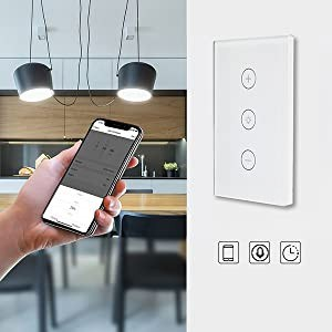Smart Wall Dimmer Switch16