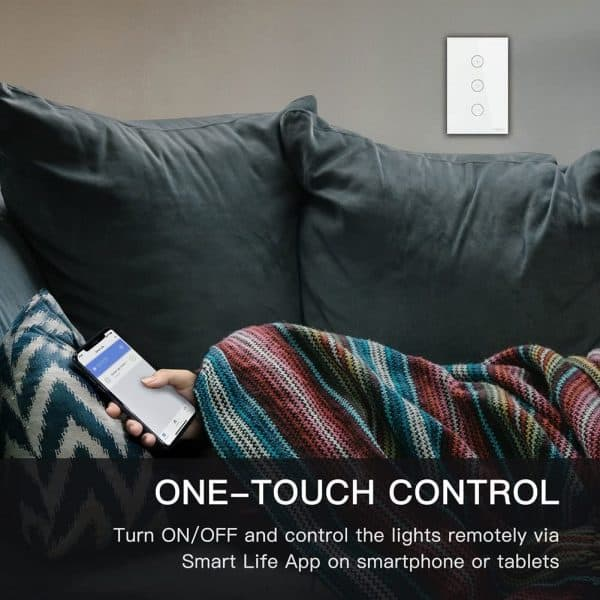 Smart Wall Dimmer Switch6