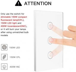 Smart Wall Dimmer Switch9